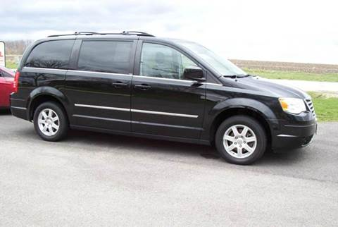 2010 Chrysler Town and Country for sale at McClain Auto Mall in Rochelle IL
