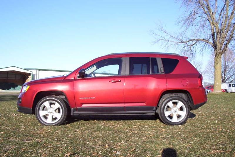 2012 Jeep Compass for sale at McClain Auto Mall in Rochelle IL