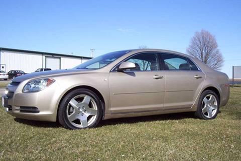 2008 Chevrolet Malibu for sale in Rochelle, IL