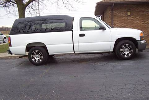 2006 GMC Sierra 1500 for sale in Rochelle, IL