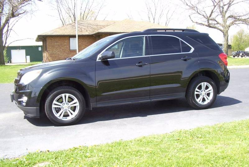2012 Chevrolet Equinox for sale at McClain Auto Mall in Rochelle IL