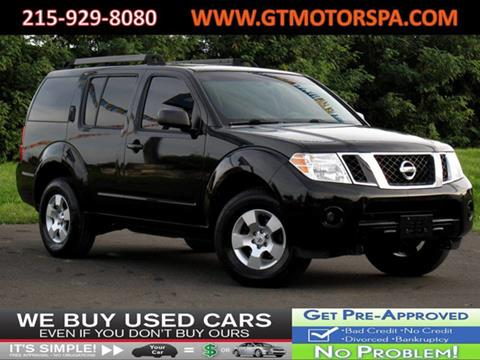 2009 Nissan Pathfinder for sale in Philadelphia, PA