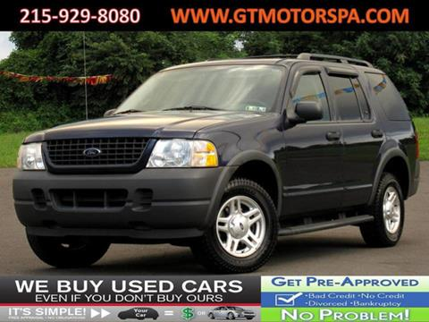 2003 Ford Explorer for sale in Philadelphia, PA