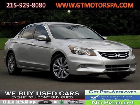 2011 Honda Accord for sale in Philadelphia, PA