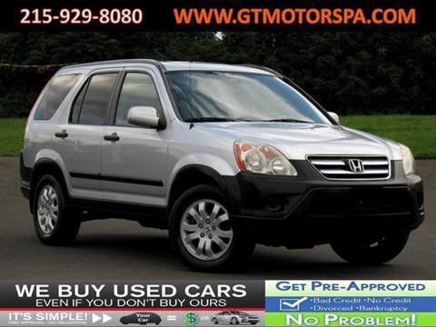 2006 Honda CR-V for sale in Philadelphia, PA