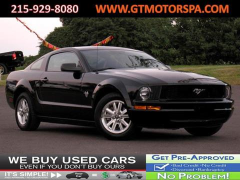 2009 Ford Mustang for sale in Philadelphia, PA
