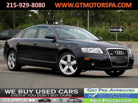 2008 Audi A6 for sale in Philadelphia, PA
