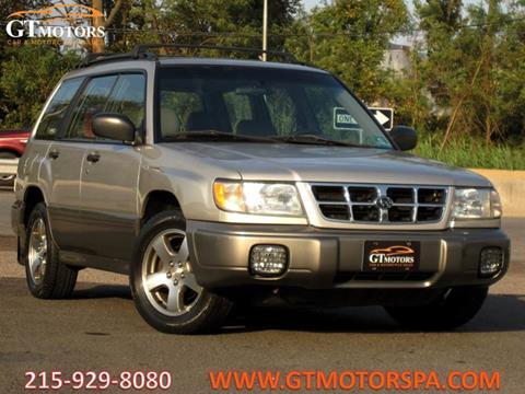 2000 Subaru Forester for sale in Philadelphia, PA