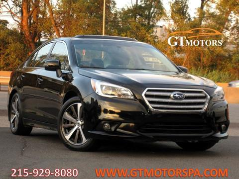 2015 Subaru Legacy for sale in Philadelphia, PA