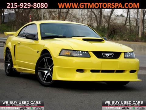 2001 Ford Mustang for sale in Philadelphia, PA