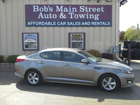 2015 Kia Optima for sale in West Bend, WI