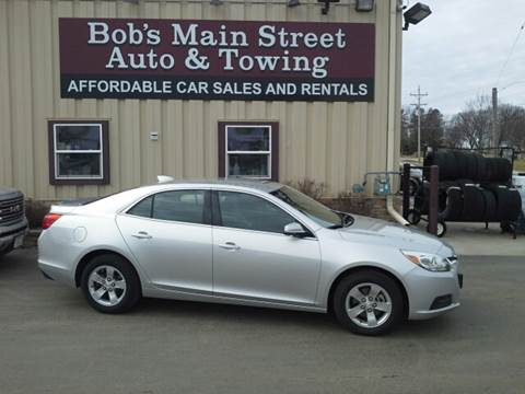 2016 Chevrolet Malibu Limited for sale in West Bend, WI