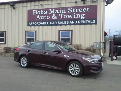 2016 Kia Optima for sale in West Bend, WI