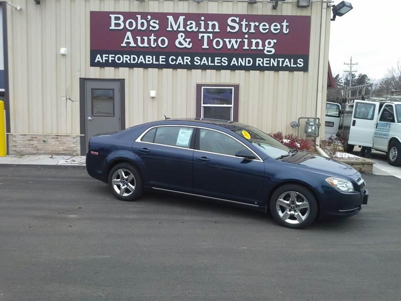 2009 chevrolet malibu lt1 4dr sedan in west bend wi affordable car sales. Black Bedroom Furniture Sets. Home Design Ideas