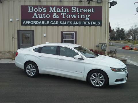 2017 Chevrolet Impala for sale in West Bend, WI