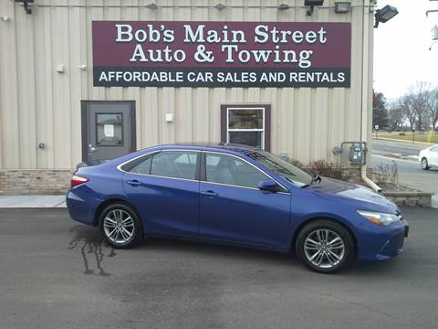 2016 Toyota Camry for sale in West Bend, WI