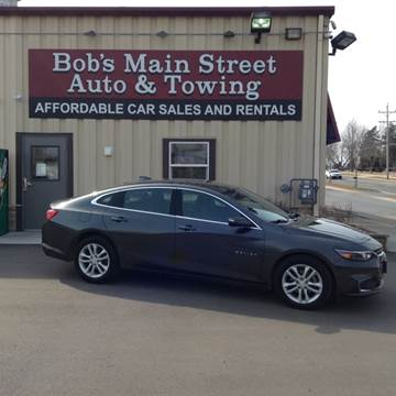 2016 Chevrolet Malibu for sale in West Bend, WI