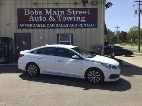2016 Hyundai Sonata for sale in West Bend, WI