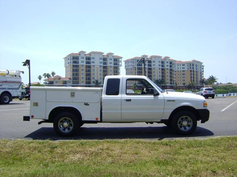 2007 Ford Ranger for sale at Mason Enterprise Sales in Venice FL