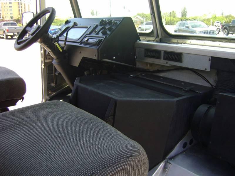 2004 Chevrolet Workhorse Grumman Olson In Venice FL - Mason