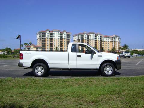 2007 Ford F-150 for sale at Mason Enterprise Sales in Venice FL