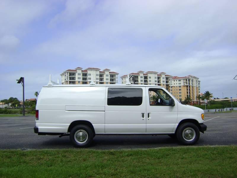 2003 Ford E-Series Cargo for sale at Mason Enterprise Sales in Venice FL