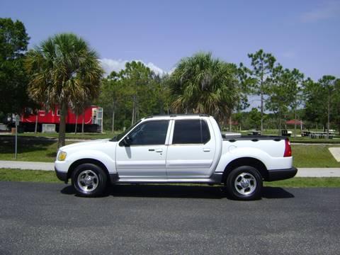 2005 Ford Explorer Sport Trac for sale at Mason Enterprise Sales in Venice FL
