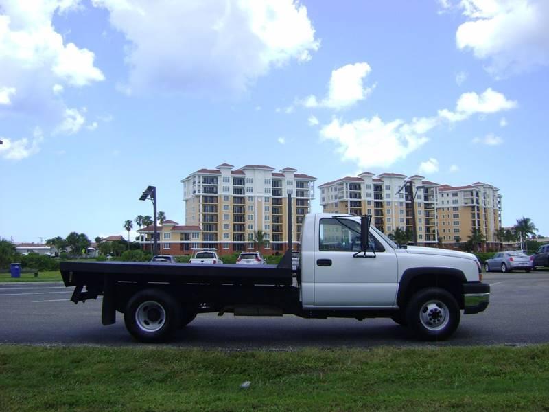 2005 Chevrolet C/K 3500 Series for sale at Mason Enterprise Sales in Venice FL