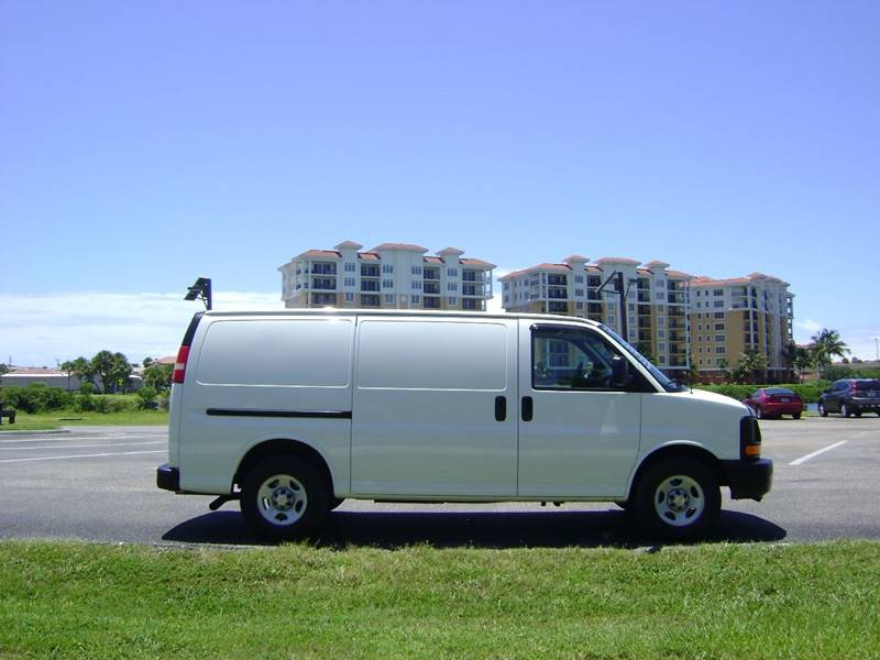 2006 Chevrolet Express Cargo for sale at Mason Enterprise Sales in Venice FL