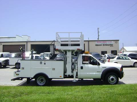 2005 Ford F-450 for sale in Venice, FL