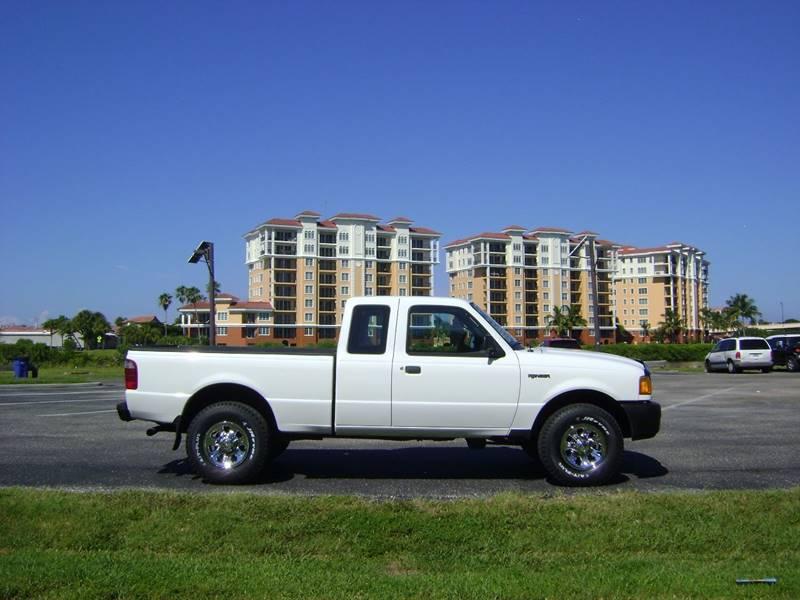 2004 Ford Ranger for sale at Mason Enterprise Sales in Venice FL