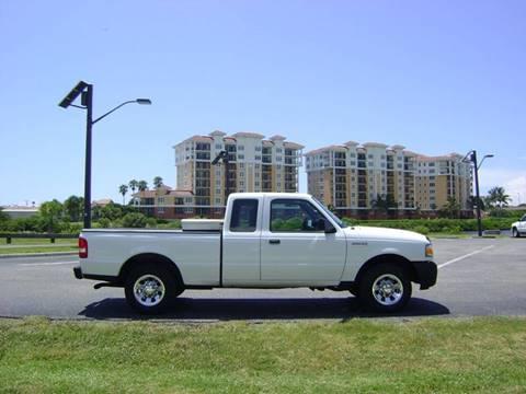2006 Ford Ranger for sale at Mason Enterprise Sales in Venice FL