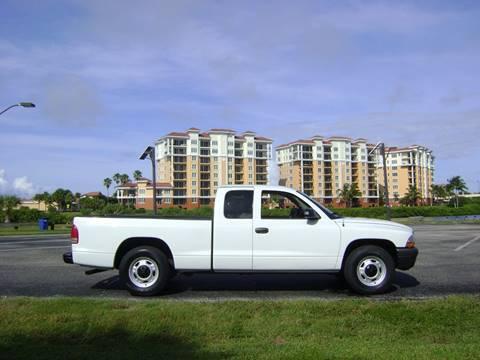 2004 Dodge Dakota for sale at Mason Enterprise Sales in Venice FL