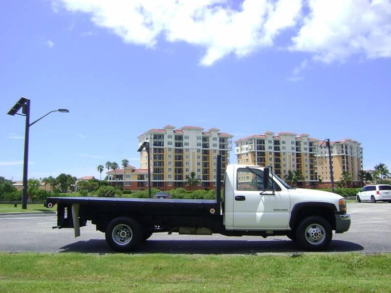 2004 GMC C/K 3500 Series for sale at Mason Enterprise Sales in Venice FL
