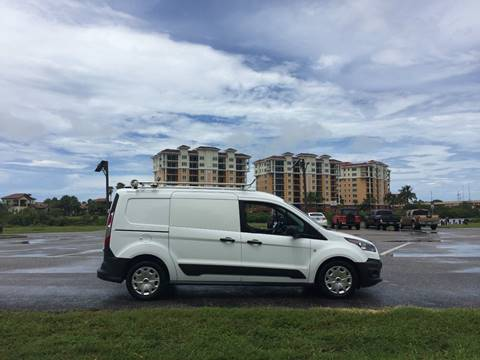 2015 Ford Transit Connect Cargo for sale in Venice, FL