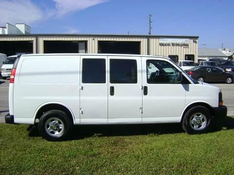 2005 Chevrolet Express Cargo for sale at Mason Enterprise Sales in Venice FL