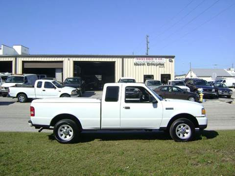 2011 Ford Ranger for sale at Mason Enterprise Sales in Venice FL