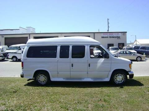 2003 Ford E-150 for sale at Mason Enterprise Sales in Venice FL