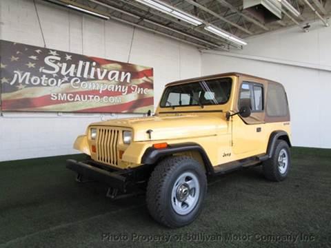 1987 Jeep Wrangler for sale in Mesa, AZ