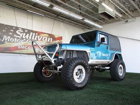 1992 Jeep Wrangler for sale in Mesa, AZ