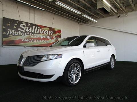 2013 Lincoln MKT for sale in Mesa, AZ