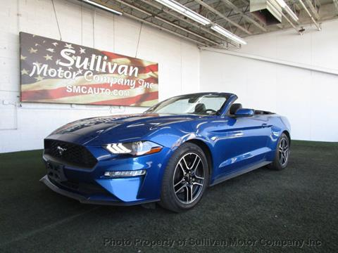 2018 Ford Mustang for sale in Mesa, AZ