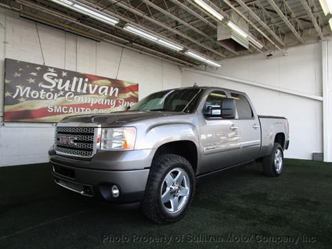 2012 GMC Sierra 2500HD for sale in Mesa, AZ