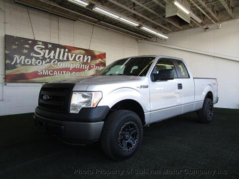 2014 Ford F-150 for sale in Mesa, AZ