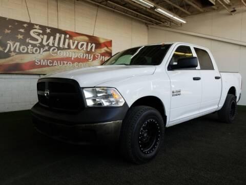2015 RAM Ram Pickup 1500 for sale at SULLIVAN MOTOR COMPANY INC. in Mesa AZ