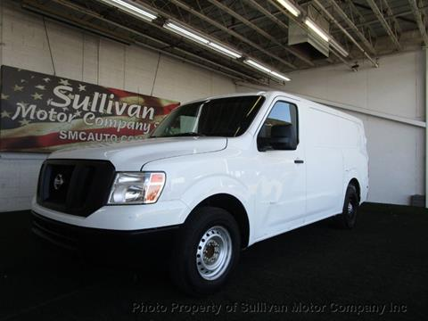 2015 Nissan NV Cargo for sale in Mesa, AZ