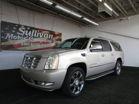 2007 Cadillac Escalade ESV for sale at SULLIVAN MOTOR COMPANY INC. in Mesa AZ