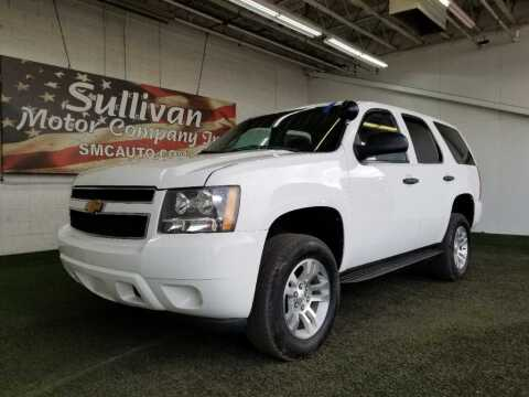 2012 Chevrolet Tahoe for sale at SULLIVAN MOTOR COMPANY INC. in Mesa AZ