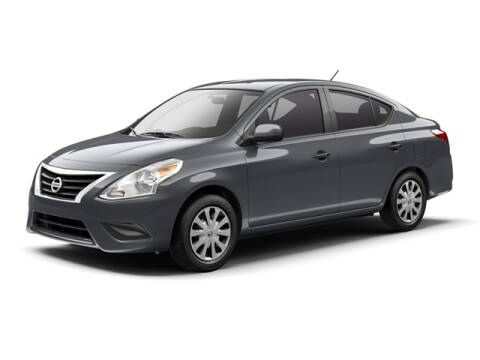 2016 Nissan Versa for sale at SULLIVAN MOTOR COMPANY INC. in Mesa AZ