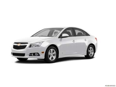 2014 Chevrolet Cruze for sale at SULLIVAN MOTOR COMPANY INC. in Mesa AZ